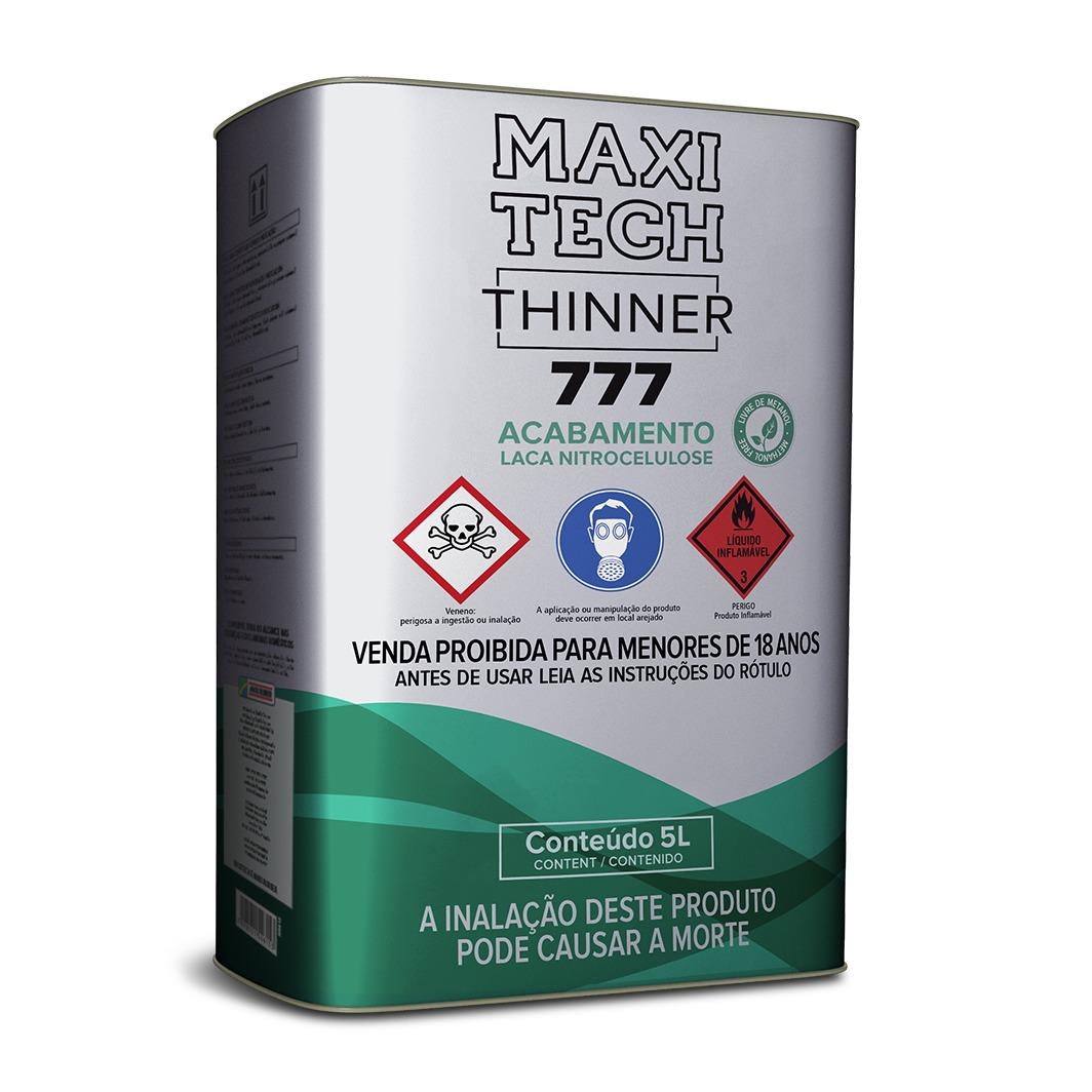 Thinner 777 - Laca Acabamento - 5L