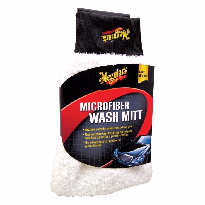Luva de Microfibra Wash Mitt (X3002)