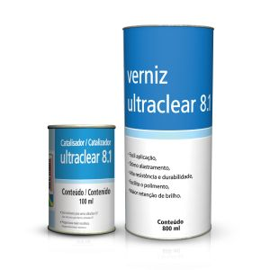 Verniz Ultraclear 8.1