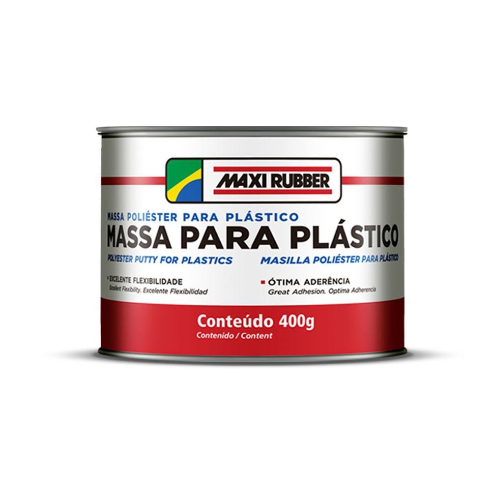 Massa Poliéster para Plásticos